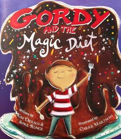 Gordy Book Cover, photo by DailyForage.com