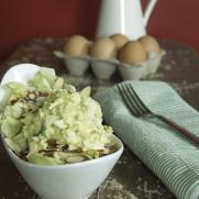 Gluten-free, Dairy-free Summertime Egg Salad