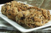 Almond Hazelnut Chocolate Chip Cookies, Allergen-Free