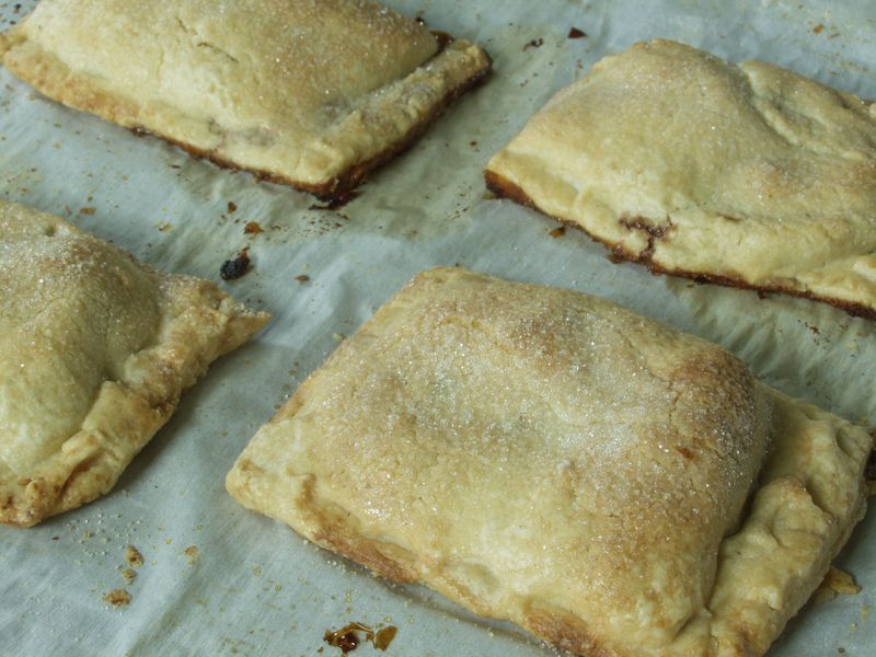 Nut Butter and Jelly Pockets