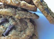Gluten-free Dairy-free Crispy and Chewy Gluten Free Dairy Free Chocolate Chip Cookies