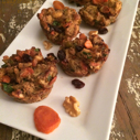 Gluten-free Dairy-free Thanksgiving Bread Stuffing Cups