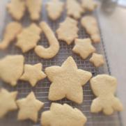 Gluten-free Dairy-free Cutout Cookies