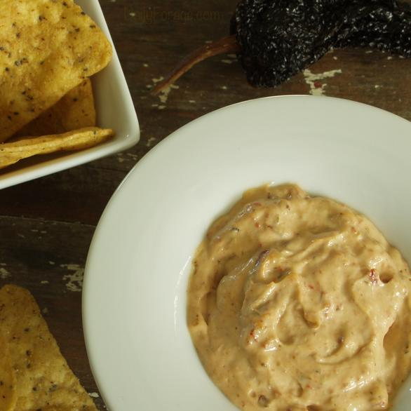Late July Chips with Chipotle Aioli Dip