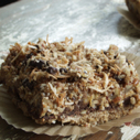 Gluten-free Dairy-free Pumpkin Pecan Seven Layer Bars