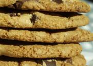 Gluten-free Dairy-free Almond Hazelnut Chocolate Chip Cookies
