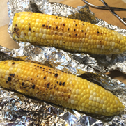 Stovetop Grilled Corn on the Cob