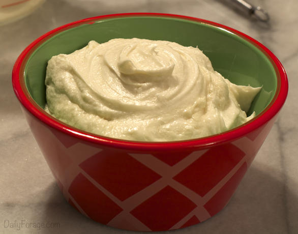 Gluten Free Dairy Free Cream Cheese Frosting Daily