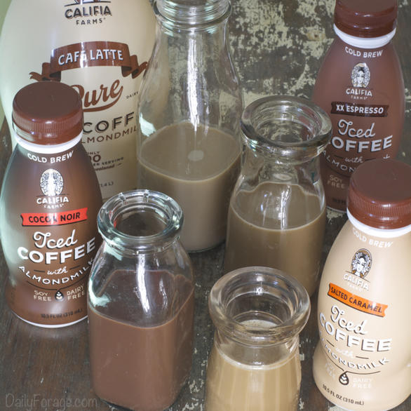 Califia Farms Non-Dairy Iced Coffee Product Review