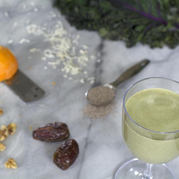 Gluten-free Dairy-free Tropical Protein Shake