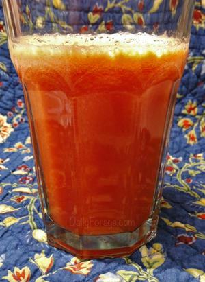 Cran-Apple Zinger Juice