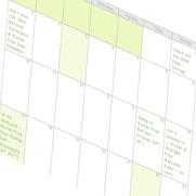 2015 May Events Calendar