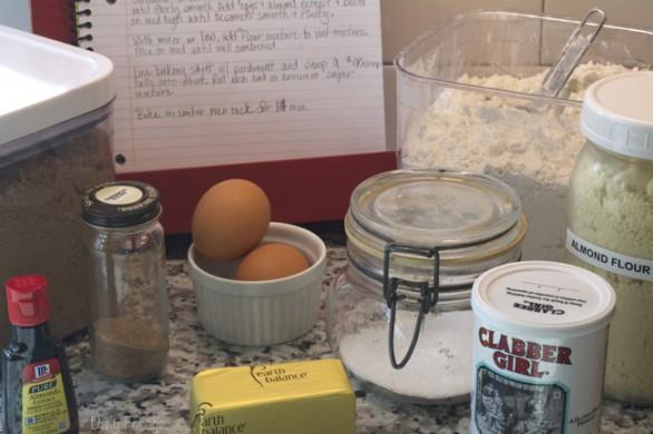 Gluten-free Dairy-free Cinnamon Sugar Snickerdoodles Cookies