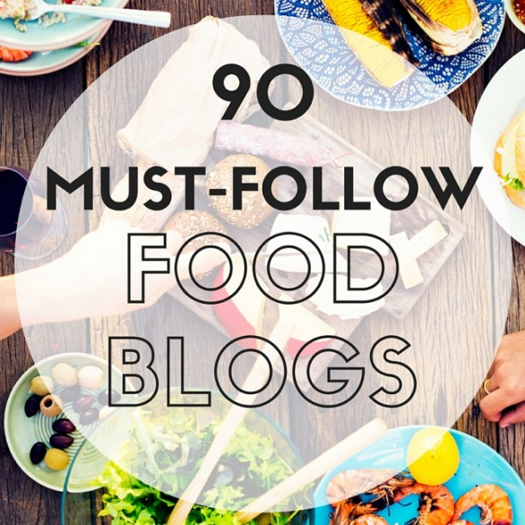 Daily Forage Included in 90 Must -Follow Food Blogs 2016 by Stone Frying Pans