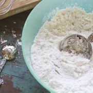 Gluten and Dairy Free All-Purpose Flour Mix by DailyForage.com
