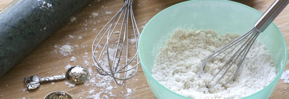 Gluten-free, Dairy-free All-Purpose Flour Baking Mix