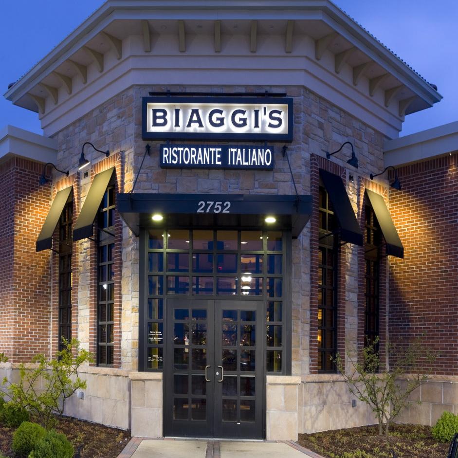 Italian restaurant exterior - Biaggi S Exterior Naperville