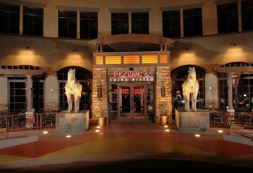 PF Chang's China Bistro Waterfront Exterior