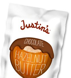 Justins All Natural Nut Butter, photo courtesy of Justin's