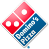 Domino's logo, courtesy of Domino's Pizza