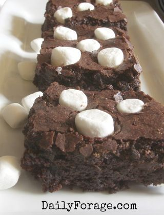 GFDF Double Chocolate Cocoa Brownies with Polka Dots 1 md pic