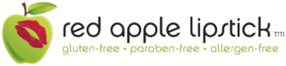 Red Apple Lipstick Logo, courtesy of RAL