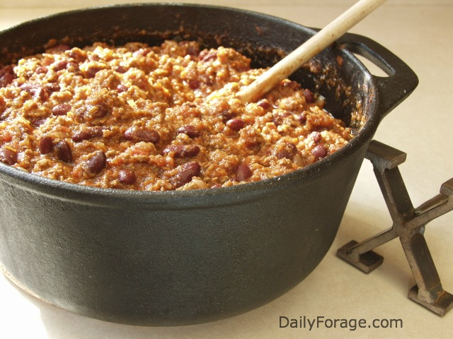 Hearty Beef and Bean Chuck Wagon Chili with Pulp md pic