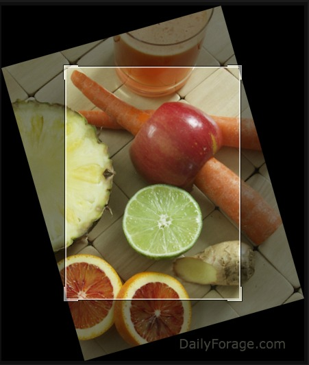 Hurom Slow Juicer Ck Tang : Juxtaposition Ginger Juice Daily Forage - Gluten Free