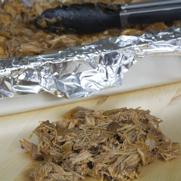 Gluten-free Dairy-free Dry Rub Pulled Pork