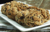 Almond Hazelnut Chocolate Chip Cookies, Allergen-Free