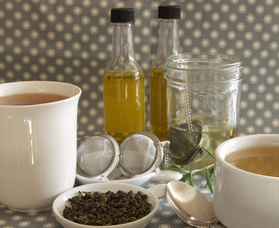Let's chat over tea, dailyforage.com
