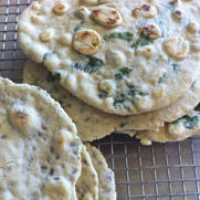Gluten-free, Dairy-free Flour Tortillas and Flatbread by DailyForage.com