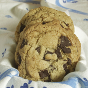 Chewy Chocolate Chip Cookies without Oats
