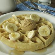 Gluten-free, Dairy-free, Oat-free Waffles