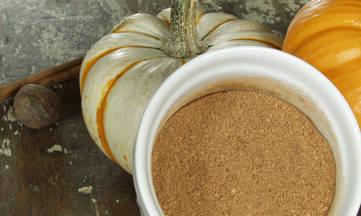 Homemade Gluten-free, Dairy-free Pumpkin Pie Spice Mix