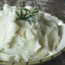 Dairy-free Rosemary Roasted Garlic Mashed Potatoes