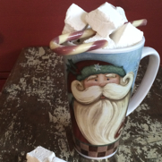 Dairy-free Hot Cocoa with Homemade Marshmallows