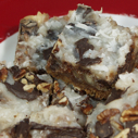 Gluten-free Dairy-free Seven Layer Bars