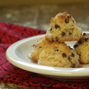 Gluten-free Dairy-free Orange-Zested Chocolate Chip Coconut Macaroons