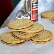 Gluten-free Dairy-free Cashew Butter and Jelly Sandwich Cookies