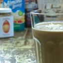 Gluten-free Dairy-free Mocha Almond Shake
