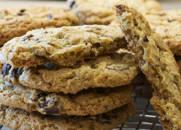 Gluten-free Dairy-free Smokey Tart Cherry Date Cookies