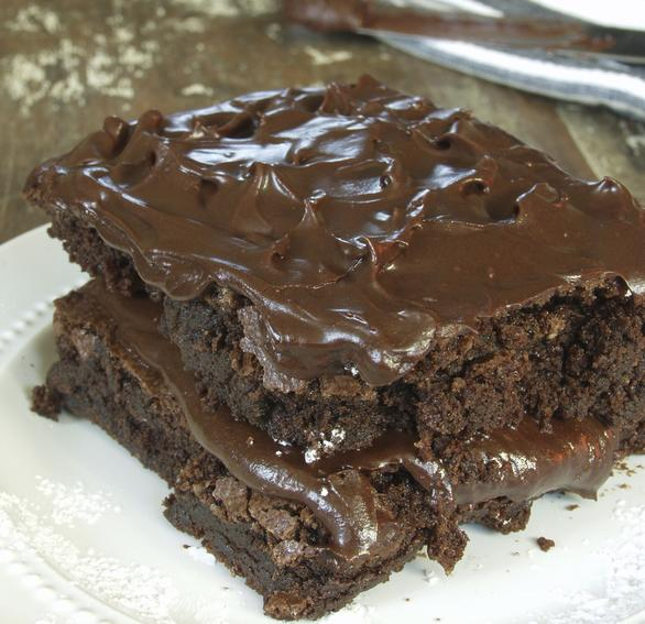 Gluten-free Dairy-free Supremely Chocolate Brownies