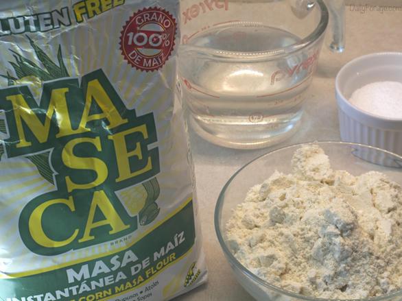 Maseca Gluten-free Masa Corn Flour
