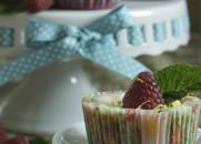 Gluten-free Dairy-free Lemon Cheesecake Tarts