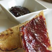 Gluten-free Dairy-free Raspberry Confiture