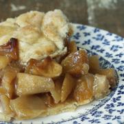 Gluten-free Dairy-free Chunky Apple Butternut Squash Pie