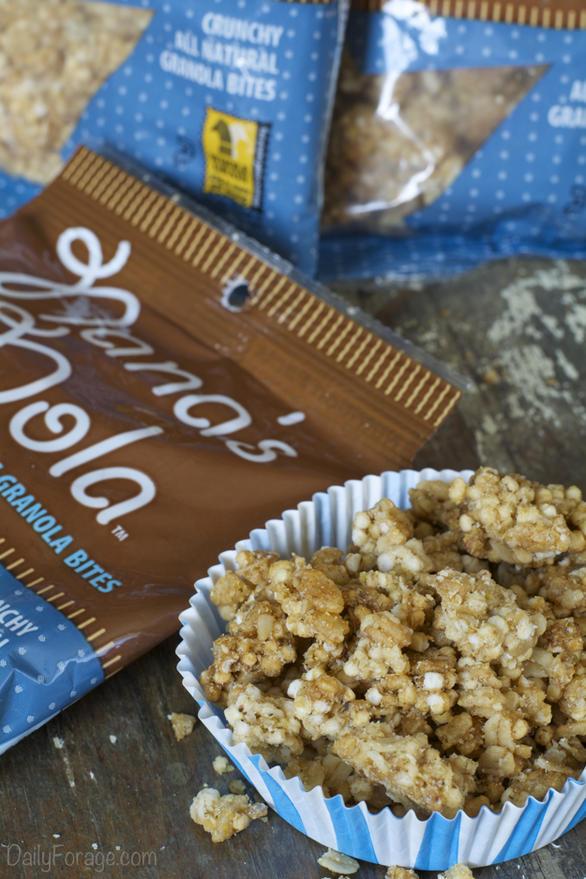 Nana's Nola Gluten-free Granola Bites