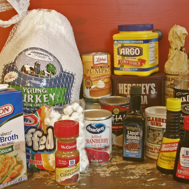Gluten Free Dairy Thanksgiving And Christmas Dinner Shopping Guide