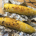 Roasted Corn Over the Stovetop